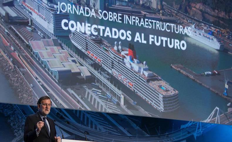 Rajoy anuncia una inversión de 4.200 millones en Cataluña hasta 2020