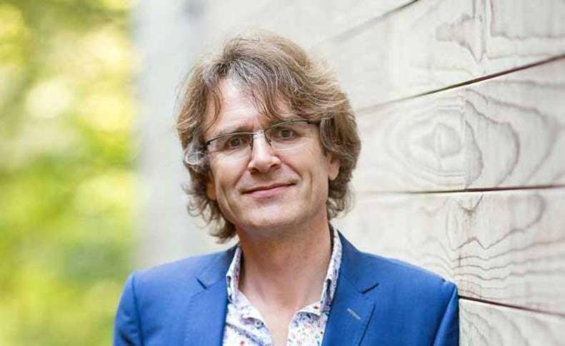 foto de Gijs Van Wulfen, creador de la Metodología Forth.