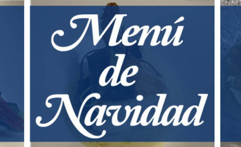 Menú de Navidad de Jorge Otxoa del restaurante Merca'o.