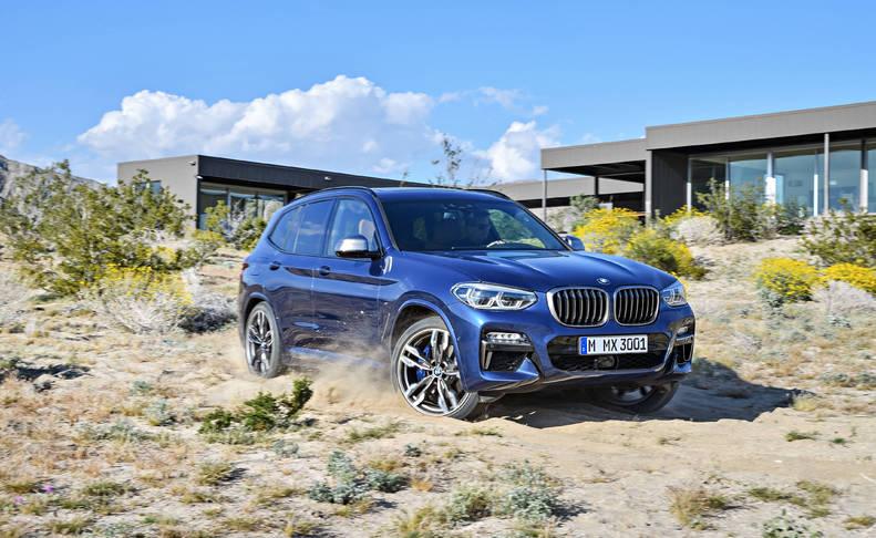 El BMW X3, un clásico de los todocaminos, refuerza su apuesta con una mayor carga tecnológica y una reducción de peso de hasta 55 kilogramos.