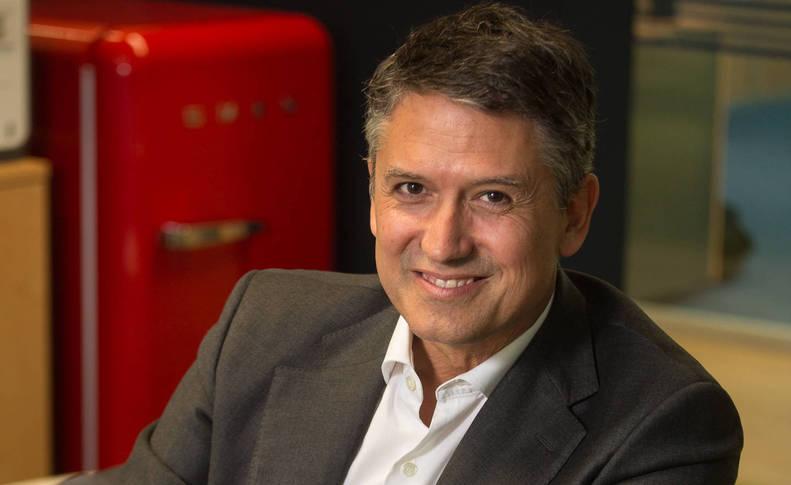 Javier Urbiola, presidente ejecutivo de ISS Iberia.