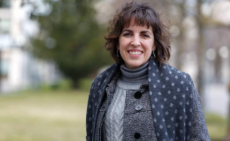 María Cristina Lopes, nueva doctora por la UPNA.
