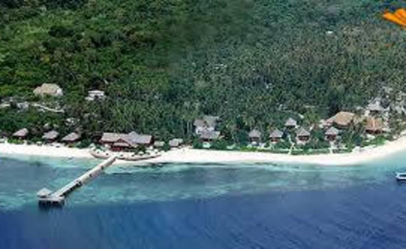 Las islas donde ocurrieron los hechos