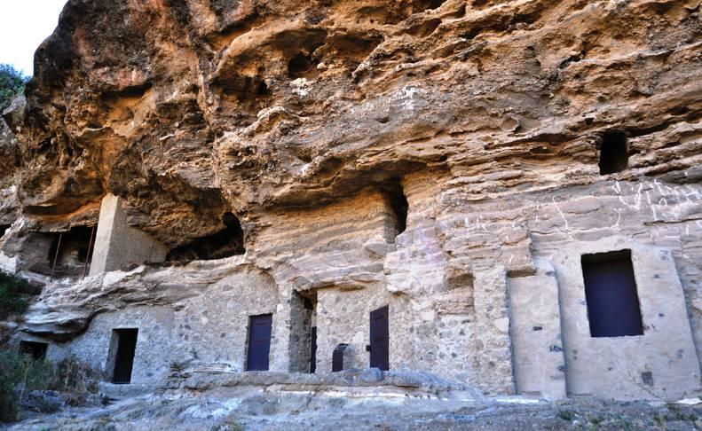 El poblado canario Risco Caído aspira a ser Patrimonio Mundial de UNESCO