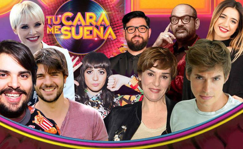 'Tu cara me suena' regresa a Antena 3 el viernes con nuevos concursantes