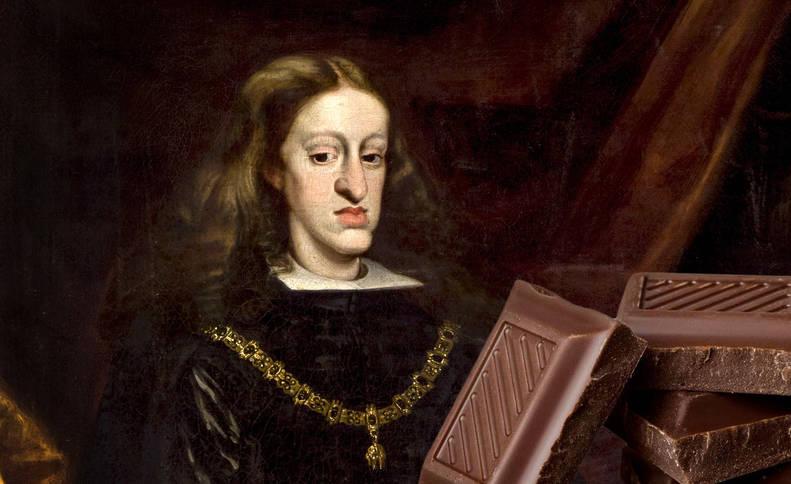 El chocolate que hechizó a Carlos II.