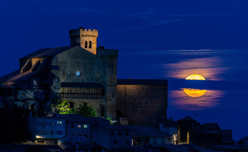 Premio para la 'Luna de San Juan' en la votación popular de la categoría Patrimonio