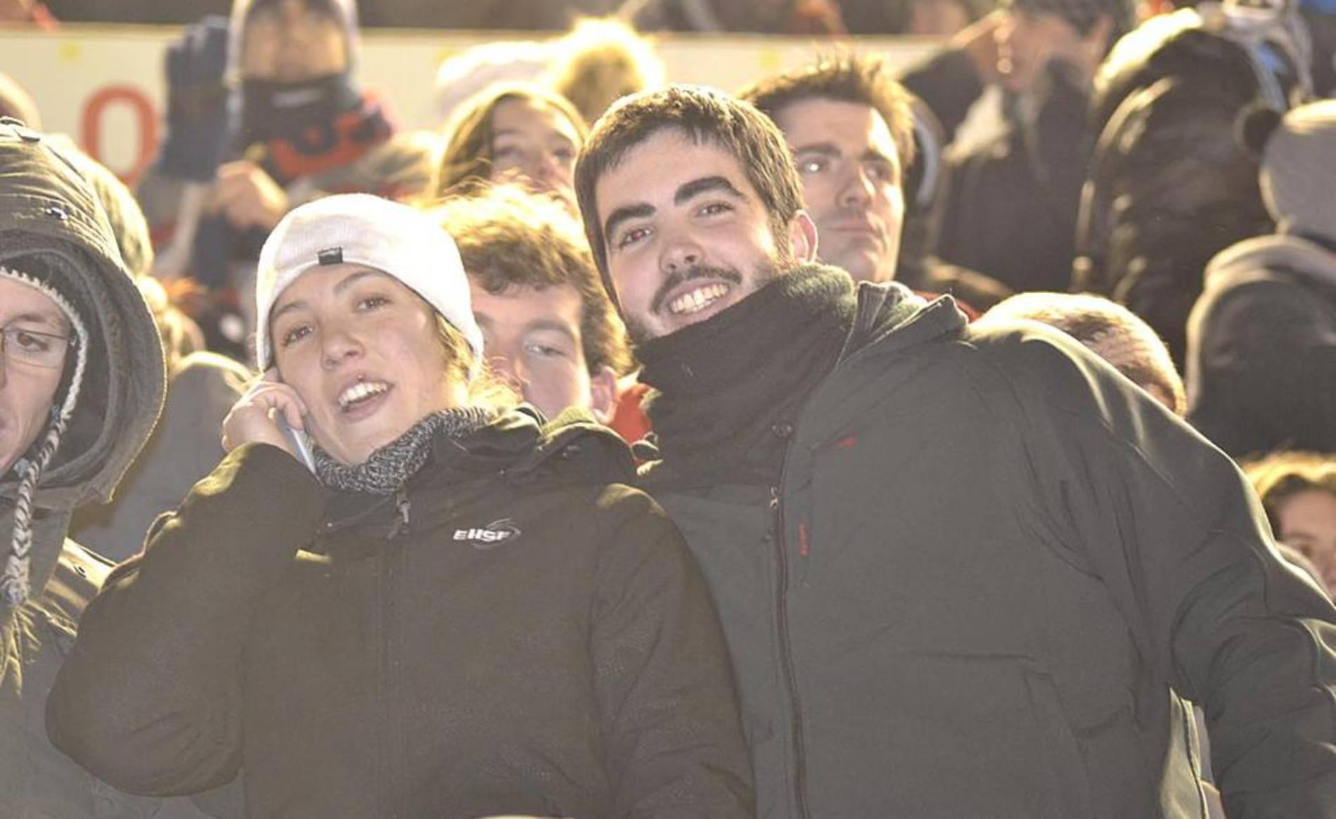 Osasuna-Barça/Búscate en la grada II (1/98) - Los aficionados de Osasuna han disfrutado este sábado de la vicoria de su equipo ante el Barcelona - Osasuna -