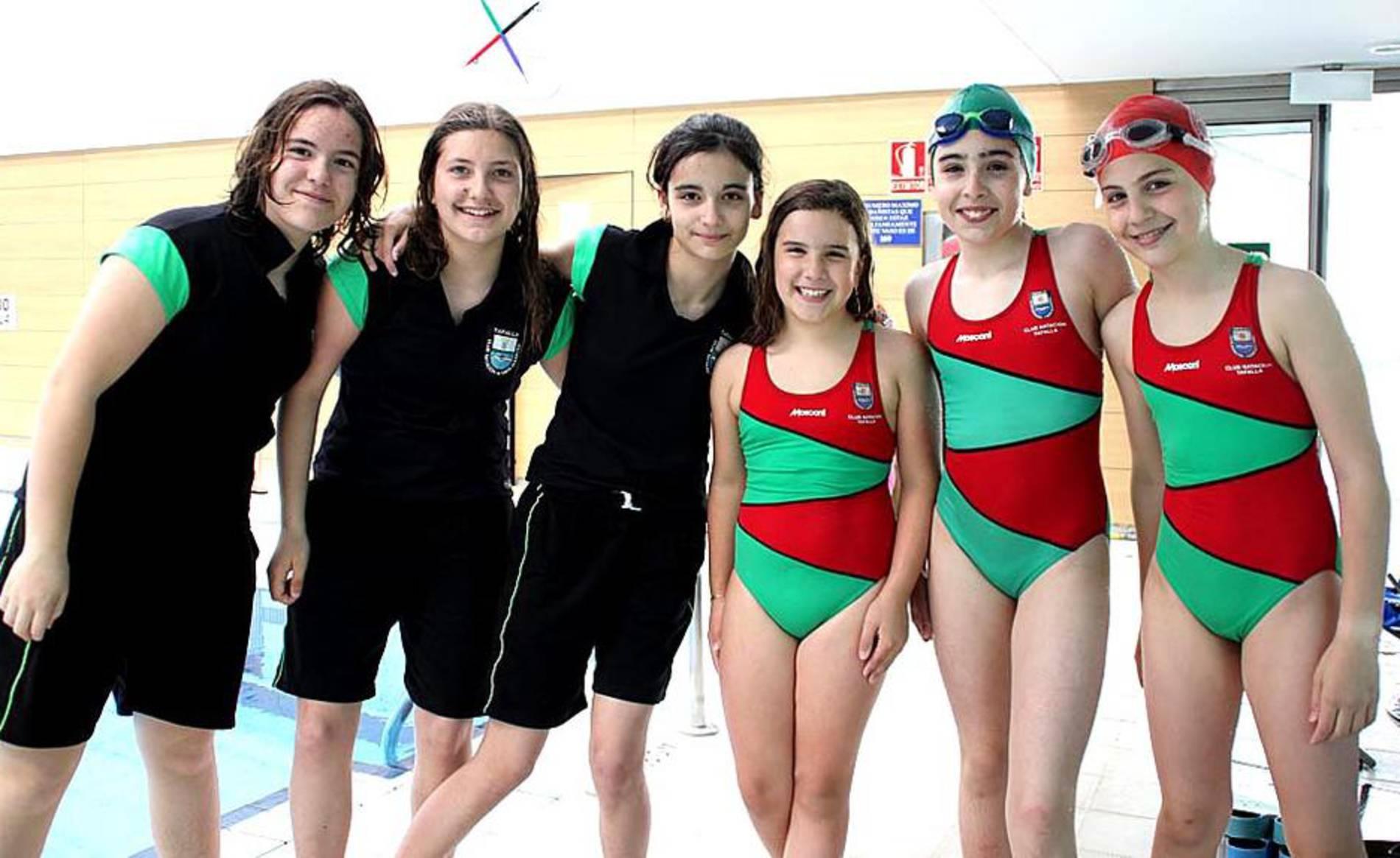 Click deportes finales de nataci n con aletas diario de for Aletas natacion piscina