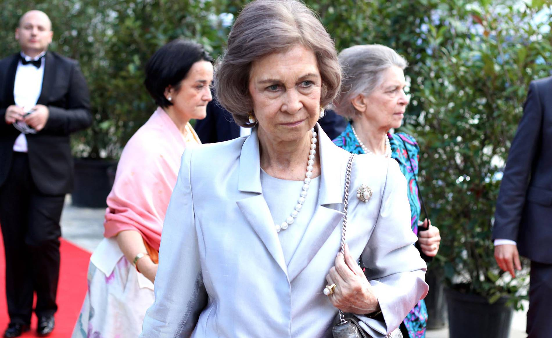 Boda real en Albania 80 años después (1/28) - El príncipe de Albania Leka II se casa con la actriz Elia Zaharia - Sociedad -