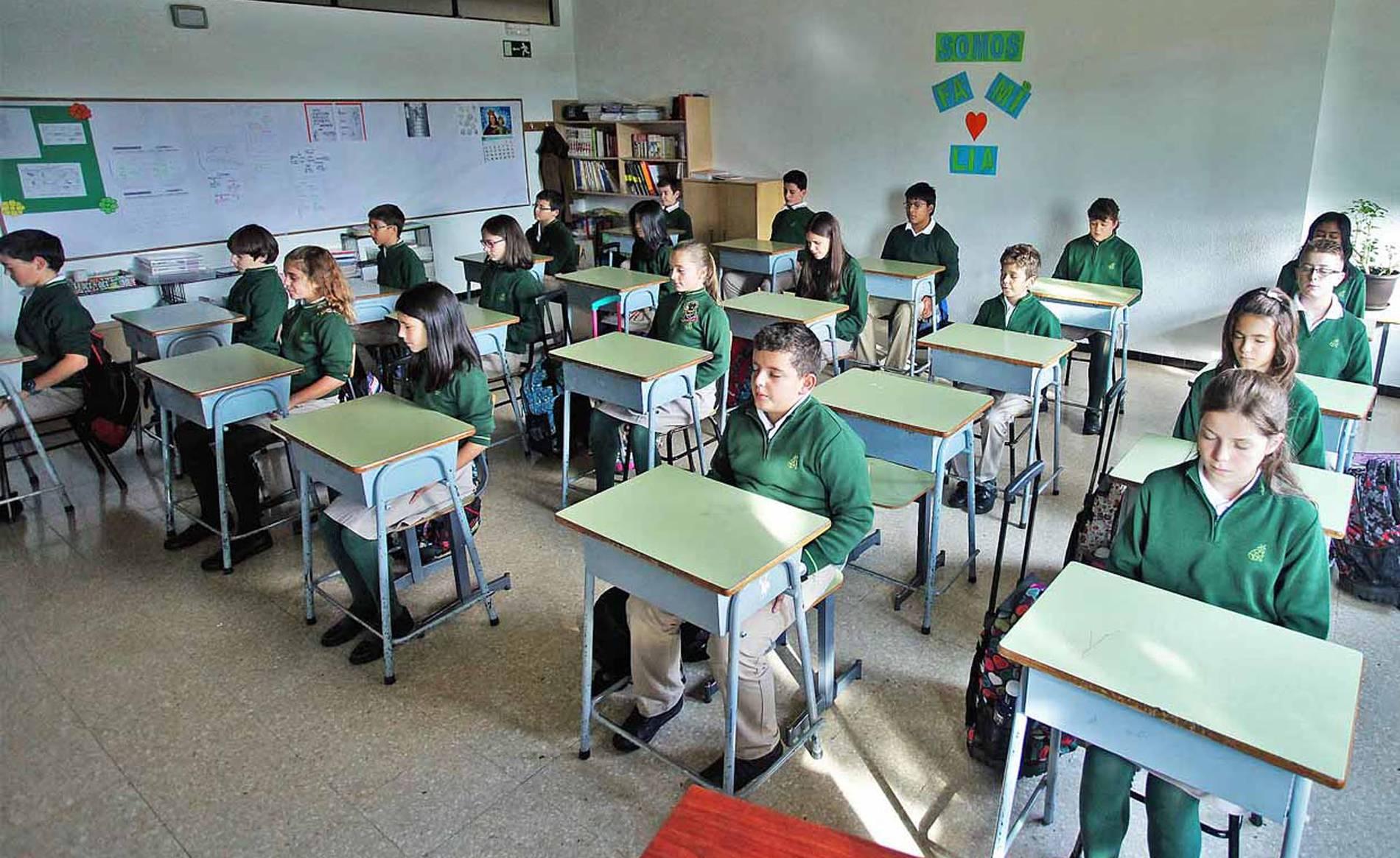 Colegio La Presentación FESD (1/27) - Escolares del colegio La Presentación FESD (Villava). - Navarra -