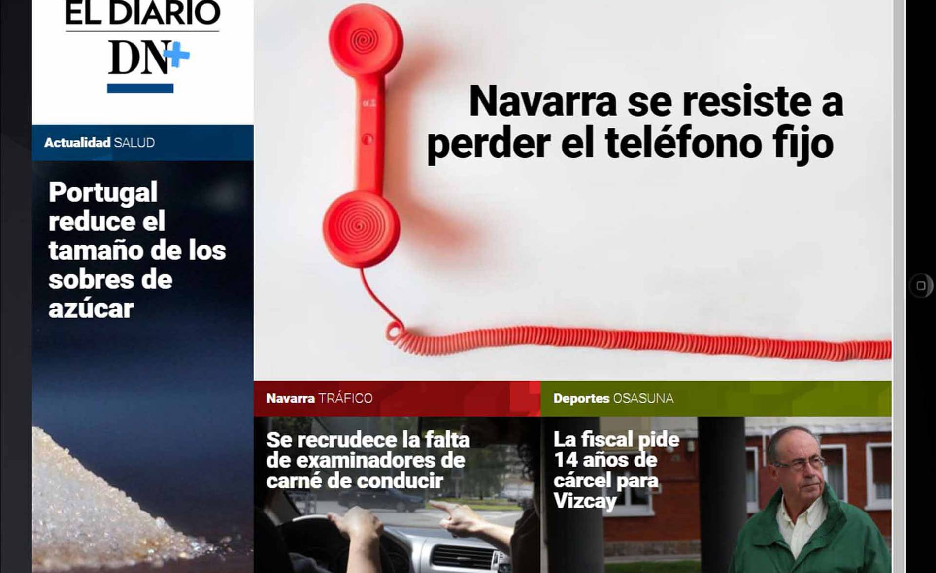La escasez de examinadores de conducir, hoy en el Diario DN+ (1/6) - El nuevo decreto sobre el uso del euskera, la mejor profesora del mundo y la floración en España son otros de los temas. - Contenidos -