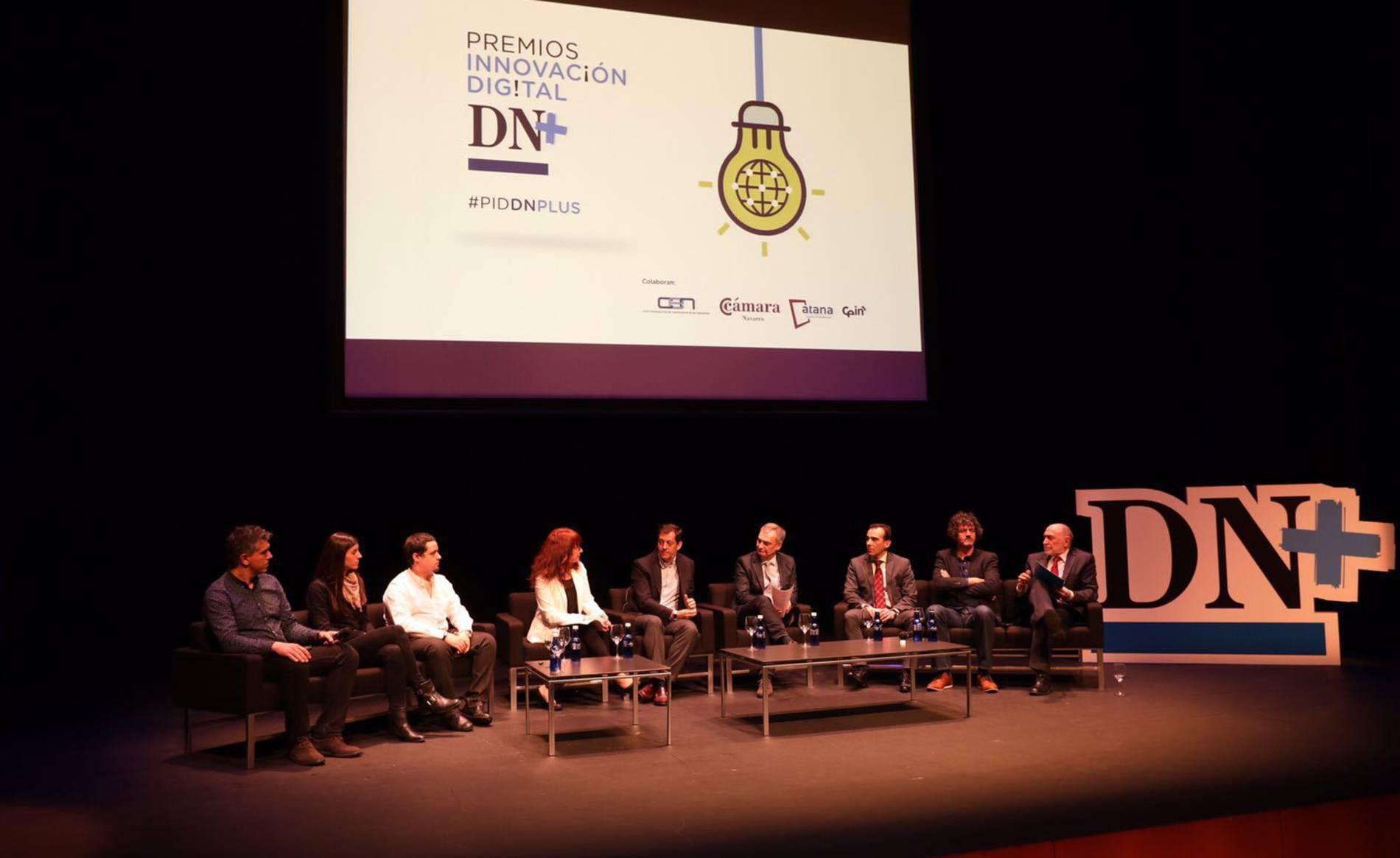 Entrega de los Premios DN+ (1/32) - Más de 300 profesionales asisten a la entrega de los Premios DN+ en Baluarte - Contenidos -