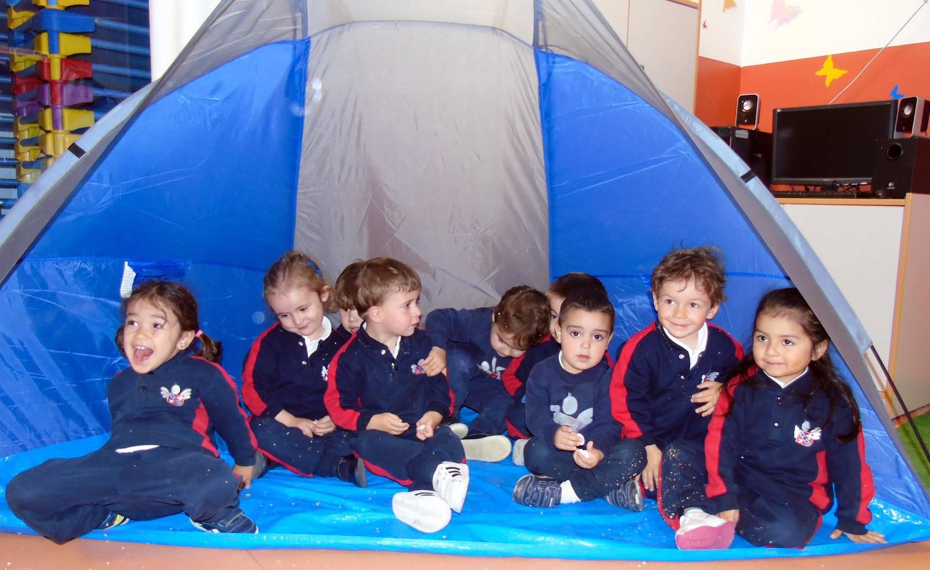 Colegio Irabia-Izaga (1/34) - Estudiantes del colegio Irabia-izaga - Navarra -