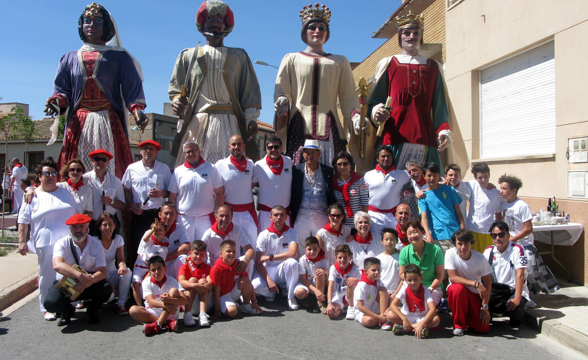 Imágenes del día 20 de las fiestas de Murchante (1/5) - Imágenes de los actos del día 20 de las fiestas de Murchante. - Tudela y Ribera -