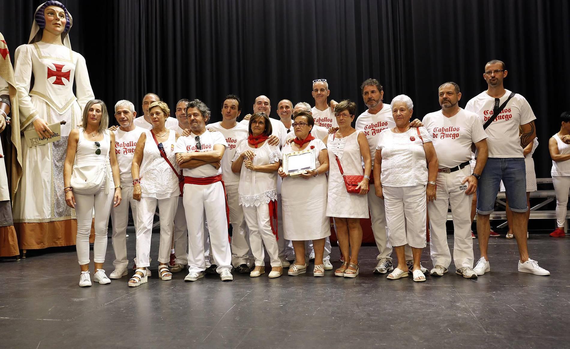 Cohete en Ribaforada (1/17) - Cohete en Ribaforada - Tudela y Ribera -