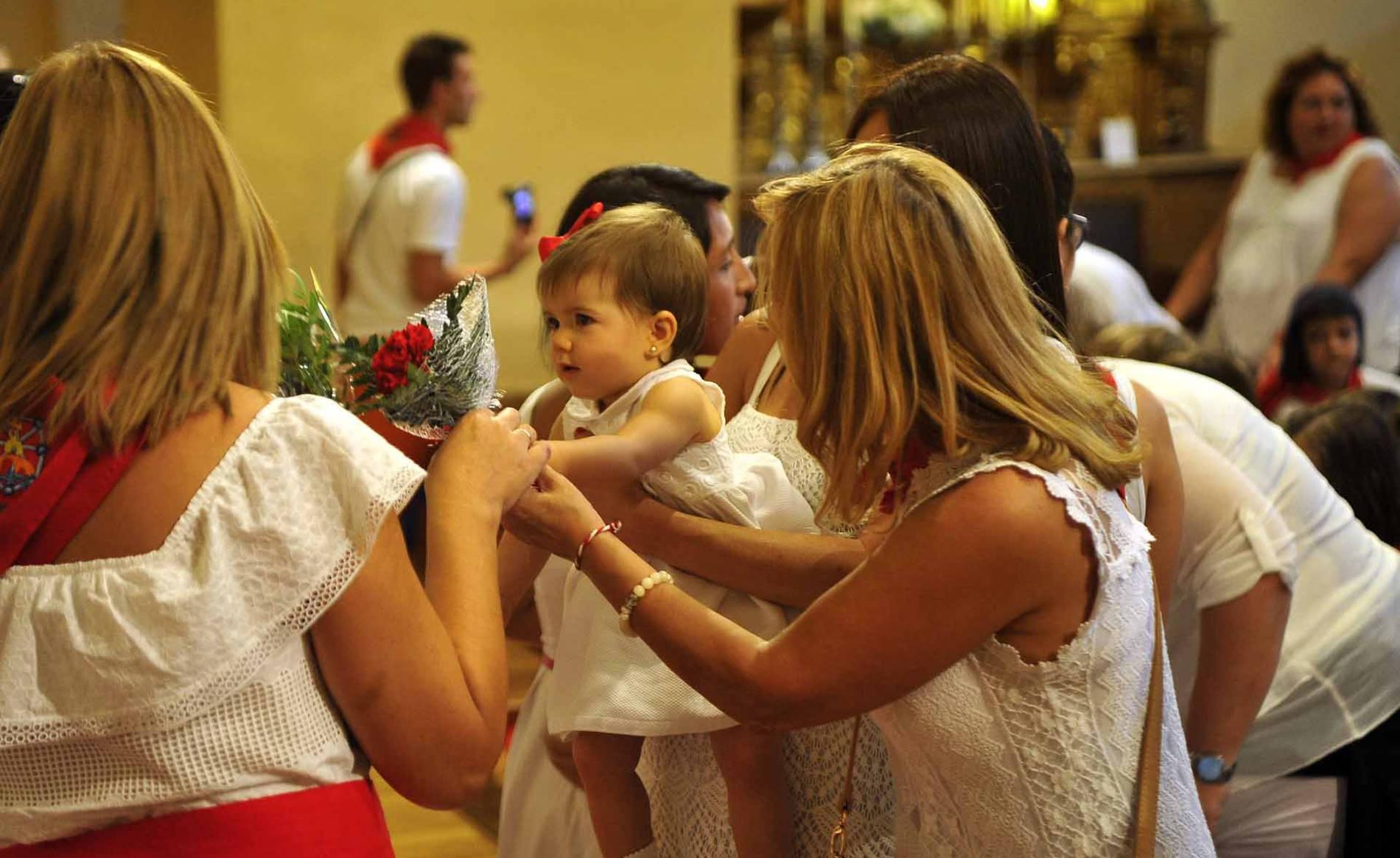 Día infantil en las fiestas de Peralta (1/43) - Imágenes de la jornada dedicada a los niños. - Tafalla y Zona Media -
