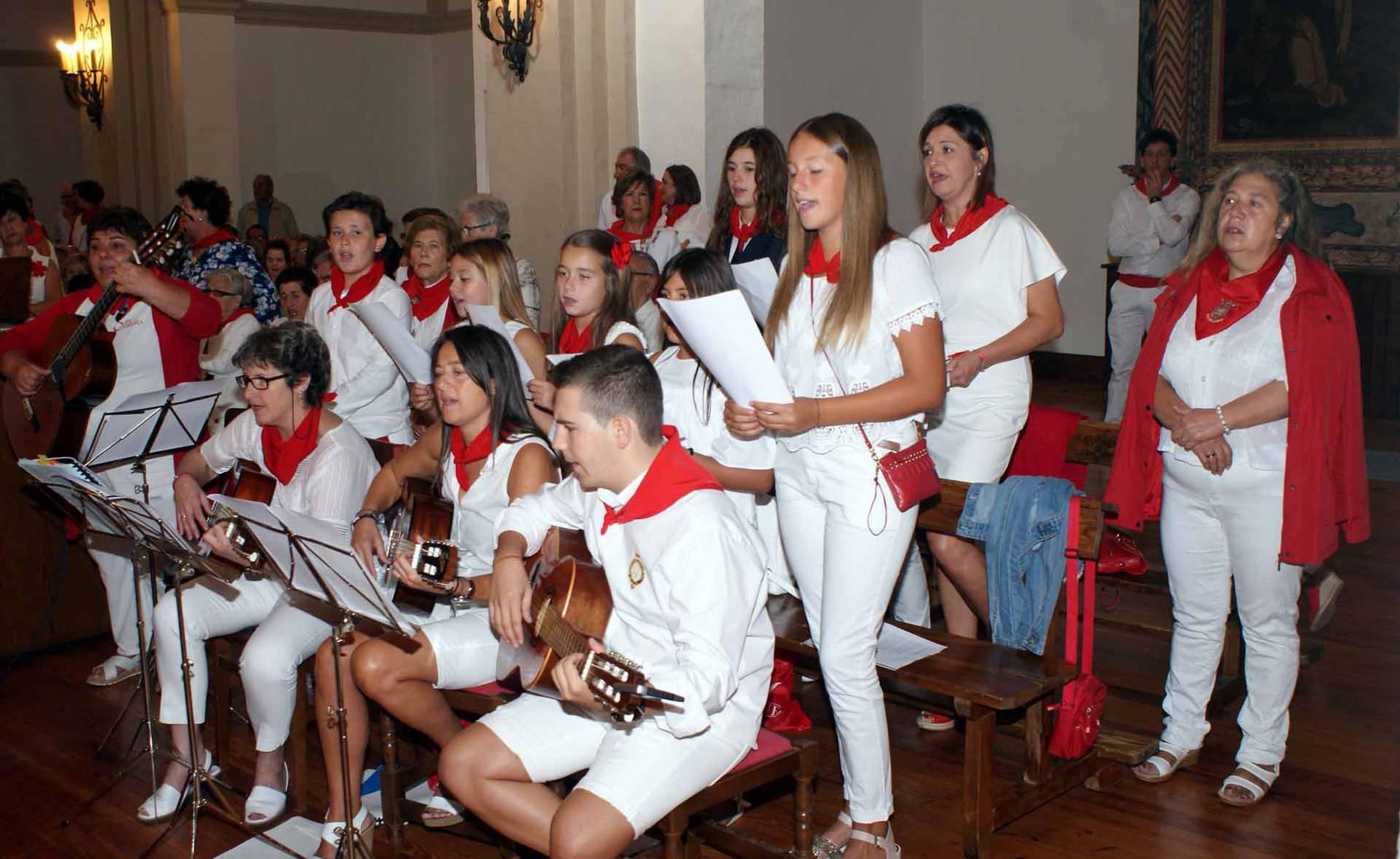 Fiestas de Cascante 2017 (1/10) - Día de la Virgen del Romero en fiestas de Cascante. - Tudela y Ribera -