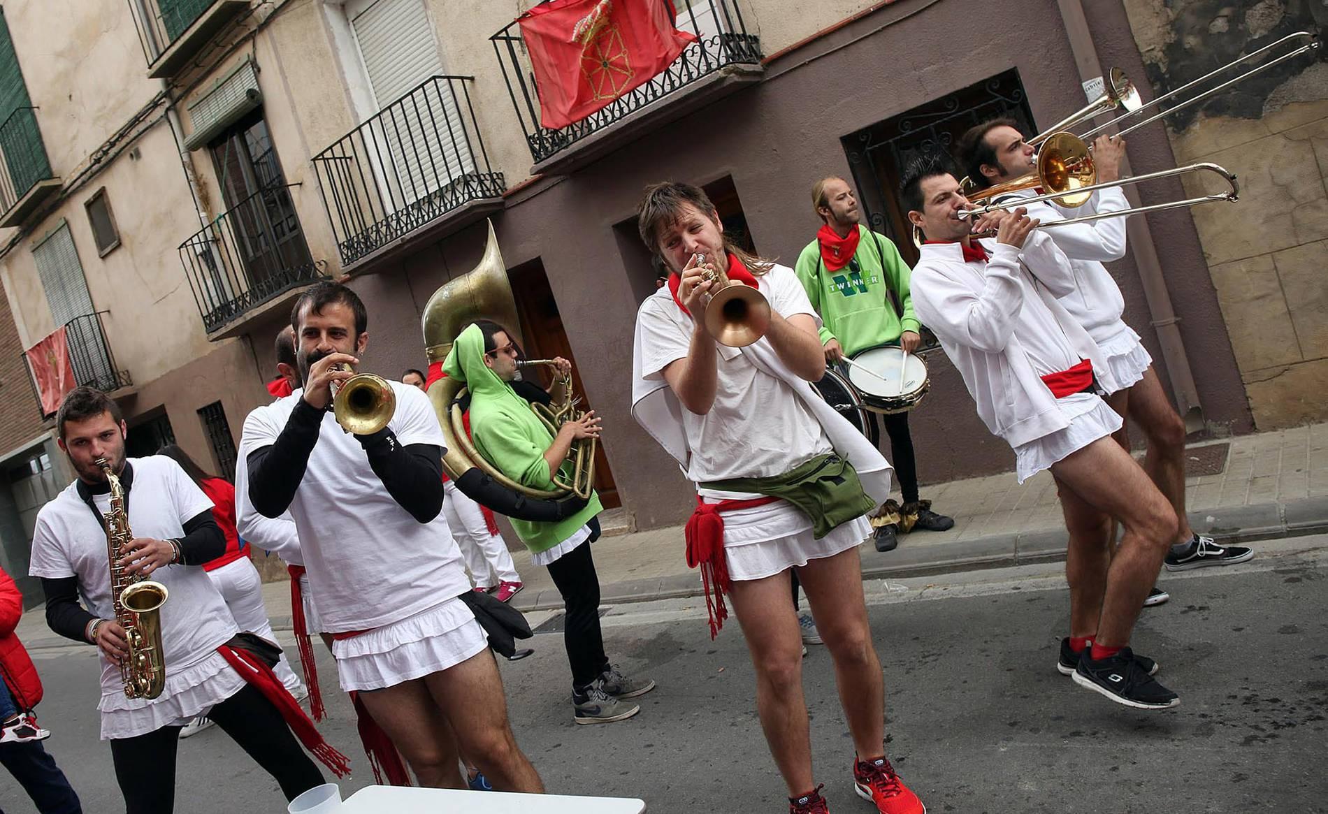 Día de las Peñas en fiestas de Fitero (1/9) - Todas las fotos del Día de las Peñas en fiestas de Fitero - Tudela y Ribera -