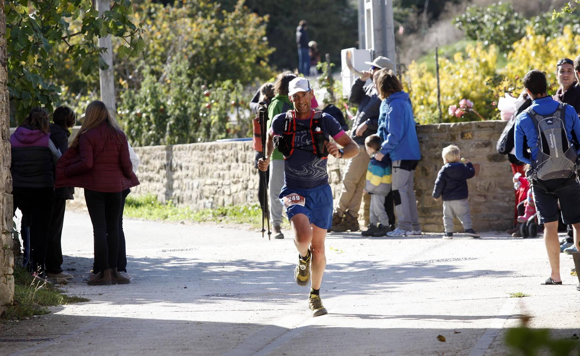 Izaga Trail 2017 (1/108) - Galería de imágenes de la carrera celebrada el domingo 29 de octubre. - Fotos DNRunning -