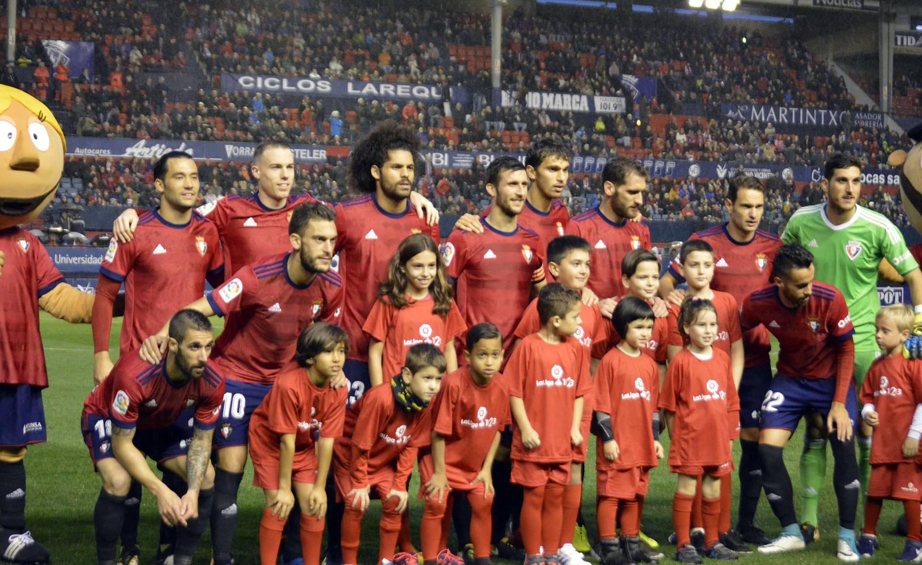 Osasuna 0-0 Granada (I) (1/24) - Osasuna 0-0 Granada (I) - Osasuna -