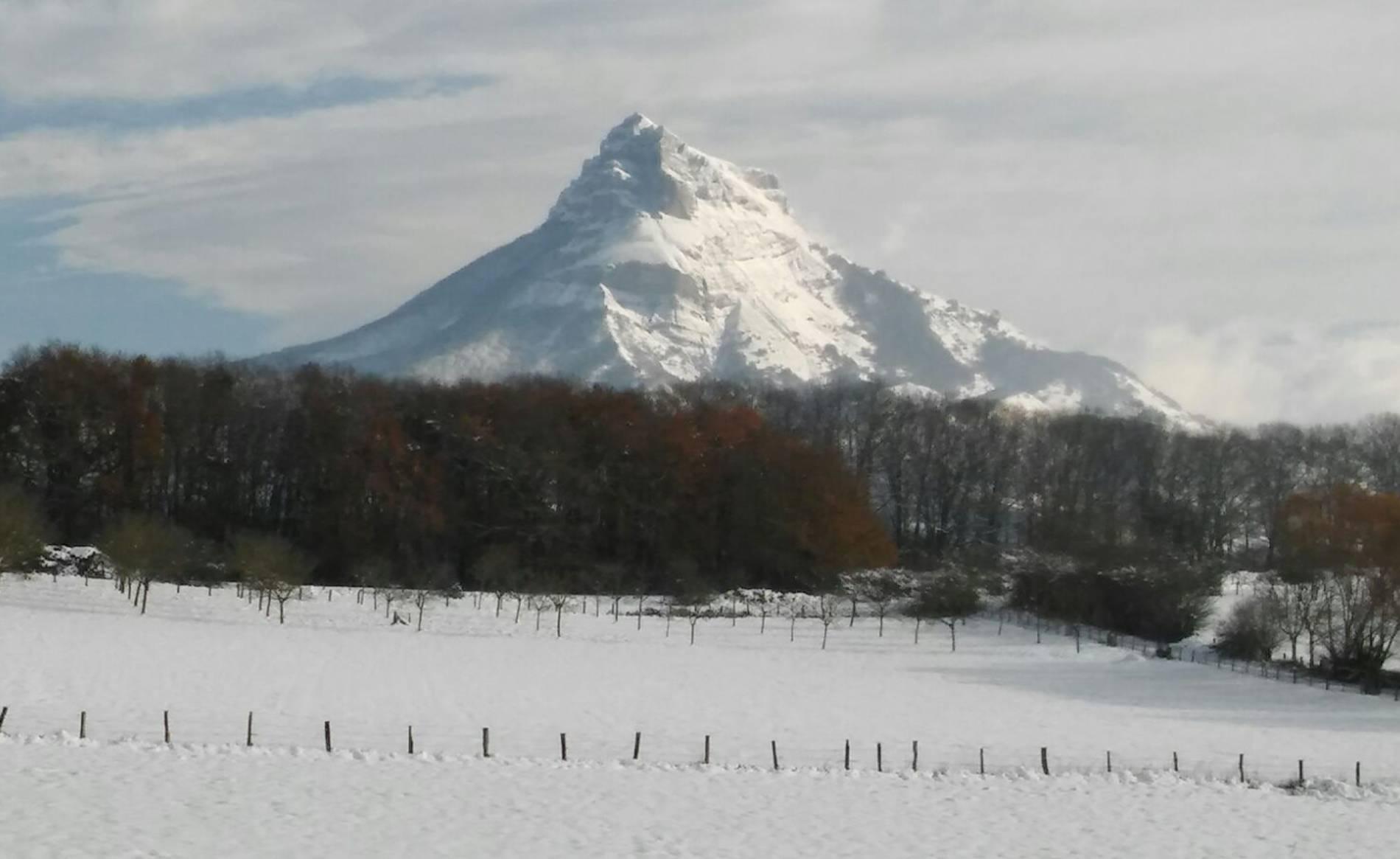 Fotos de la nieve enviadas por los lectores (1/106) - Fotos de la nieve enviadas por los lectores - Navarra -