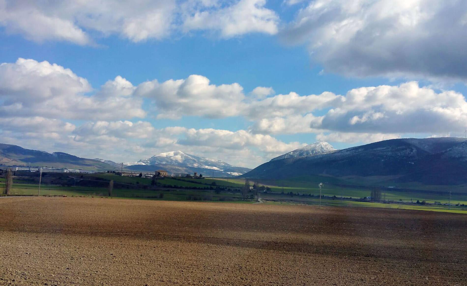 Fotos del invierno de los lectores (1/24) - Fotos del invierno enviadas por los lectores de Diario de Navarra - Contenidos -