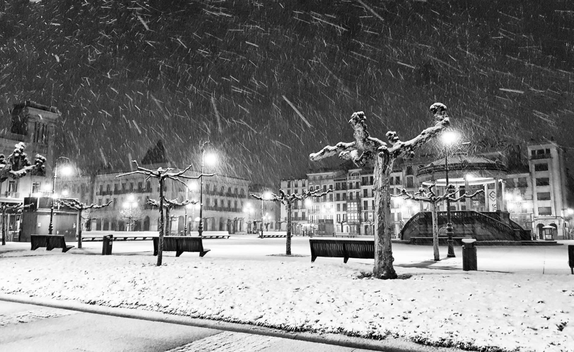 Fotos del invierno de los lectores (1/43) - Fotos del invierno enviadas por los lectores de Diario de Navarra - Contenidos -