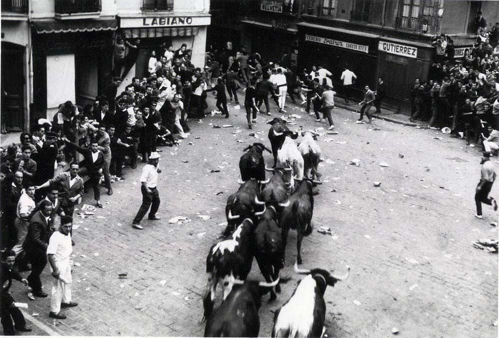 Encierros de los años 60 (7/7) - Encierros de los años 60 - San Fermín - DN