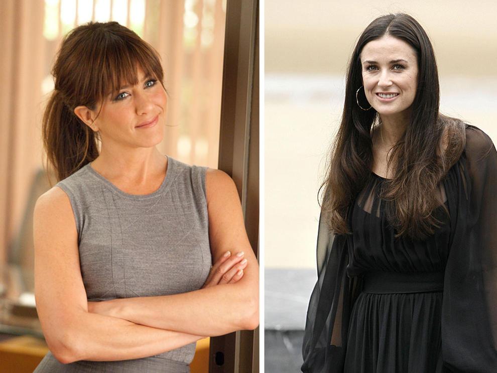 As 32 vezes que Jennifer Aniston (não) esteve grávida