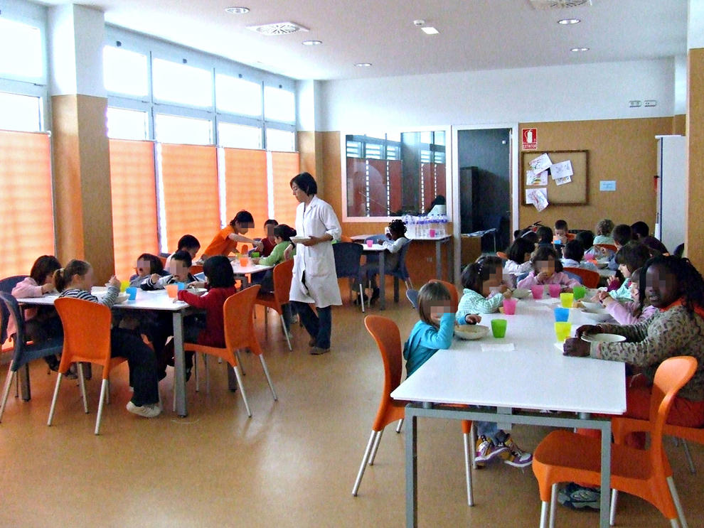 Pamplona convocadas las ayudas para comedores escolares for Ayudas para comedor escolar