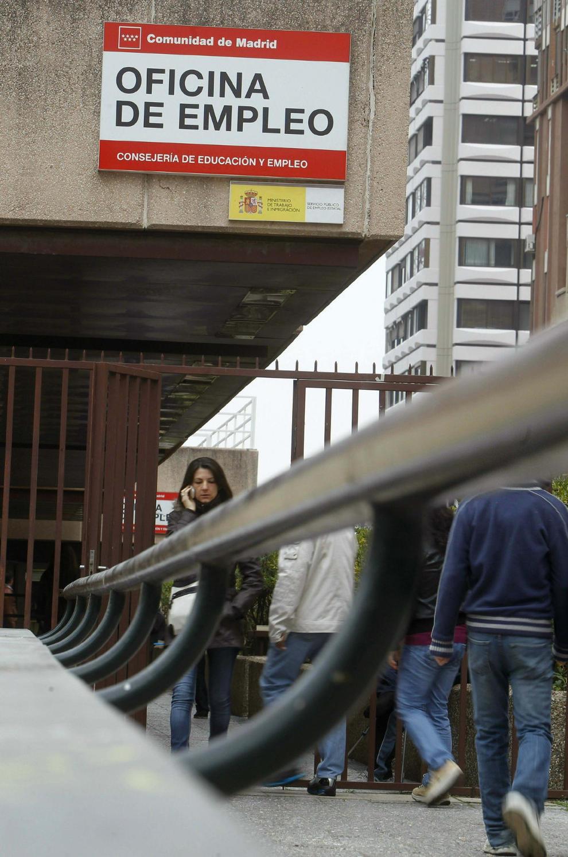 Espa a dispone de millones de los fondos europeos for Oficina de paro madrid