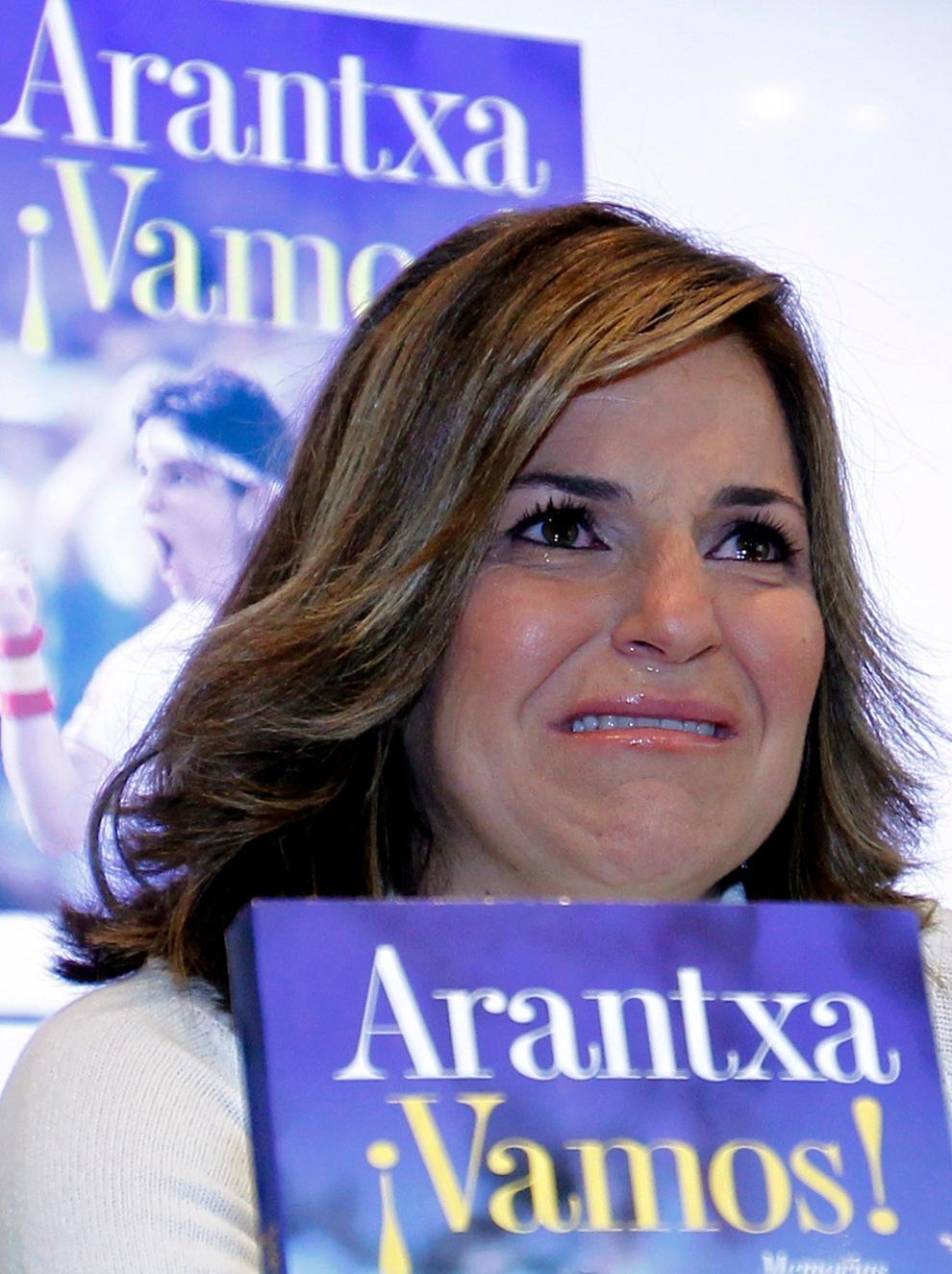 La vida de Arantxa Sánchez Vicario en Conexi³n Samanta