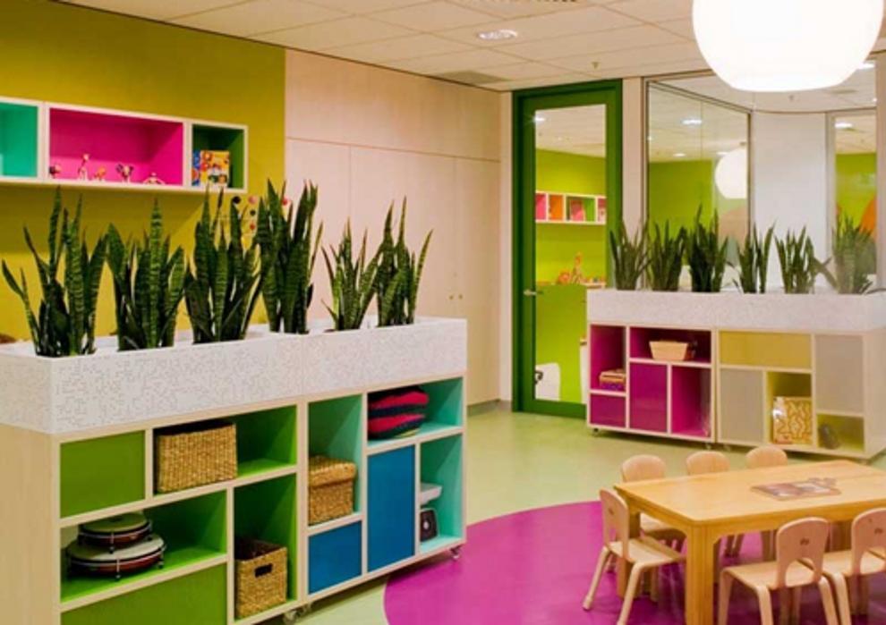 La reforma de las escuelas infantiles plantea m s ni os for Escuela de decoracion de interiores