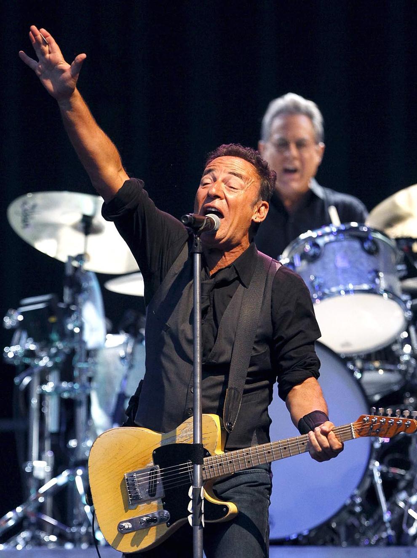 Concierto de Bruce Springsteen en el Bernabéu