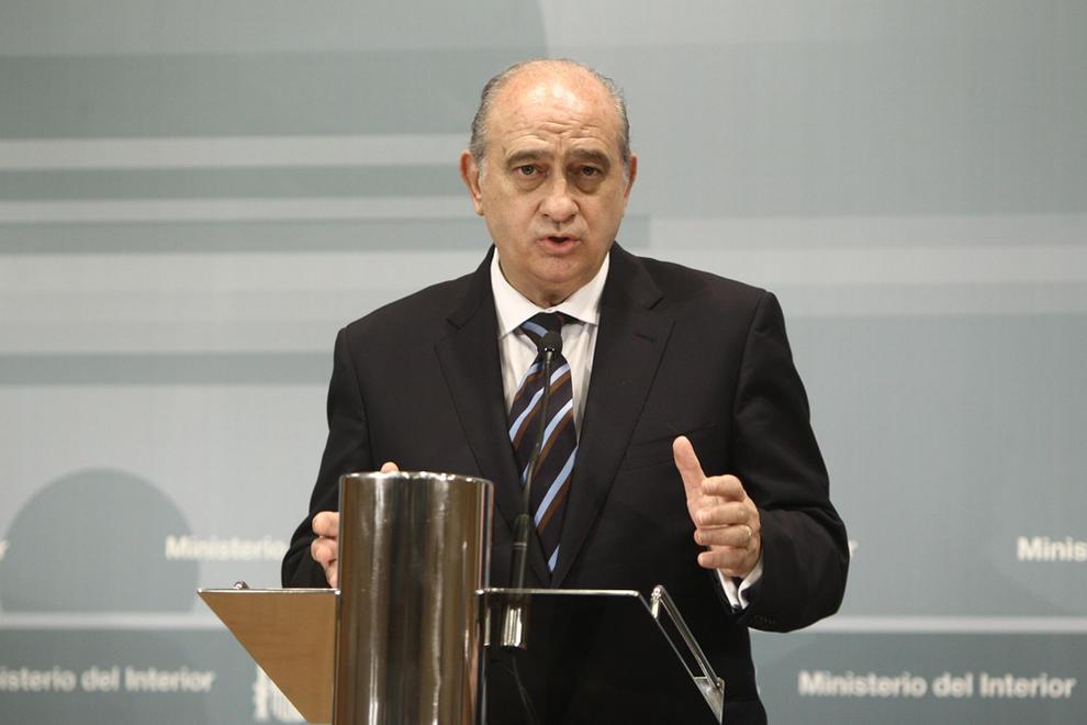 El ministro del interior evaluar hoy en bu uel los da os for El ministro de interior