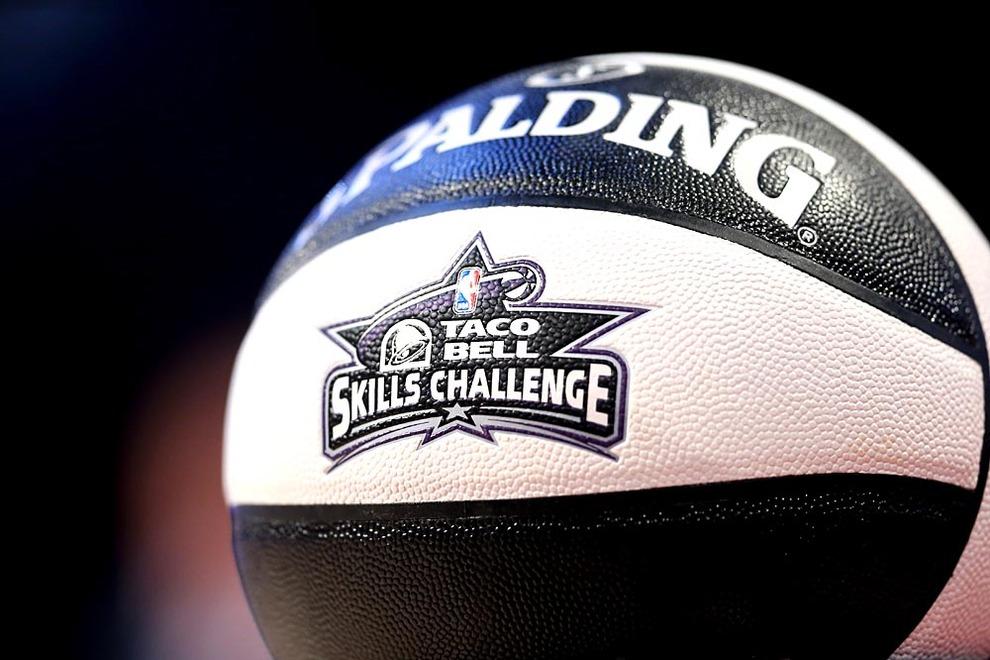 Concurso de mates y triples del All Star de la NBA 2013 (1/32) - Concurso de mates, triples y habilidades de la NBA en el All Star 2013 celebrado en Houston. - Baloncesto -