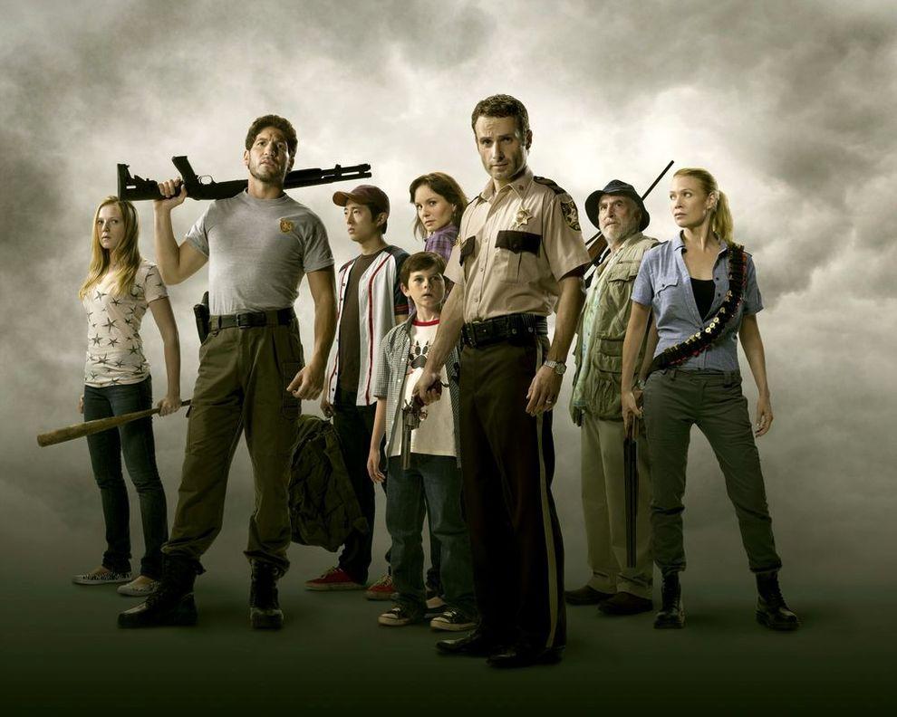 La cuarta temporada de \'The Walking Dead\' llega en otoño ...