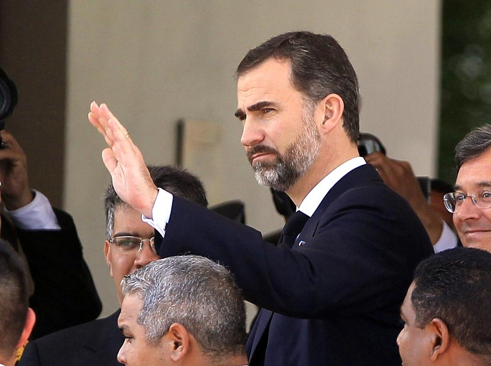 Funeral de Hugo Chávez (1/15) - Diversas autoridades dieron el último adiós al presidente de Venezuela. - Internacional -