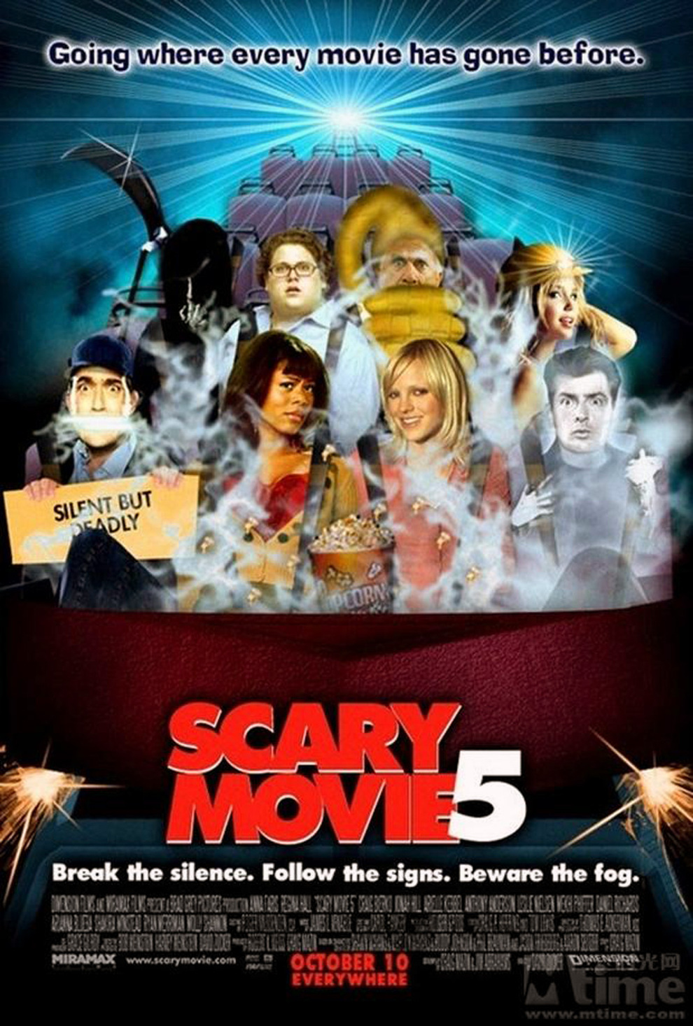 Pleasures Of The Guilty Dead Scary Movie 5