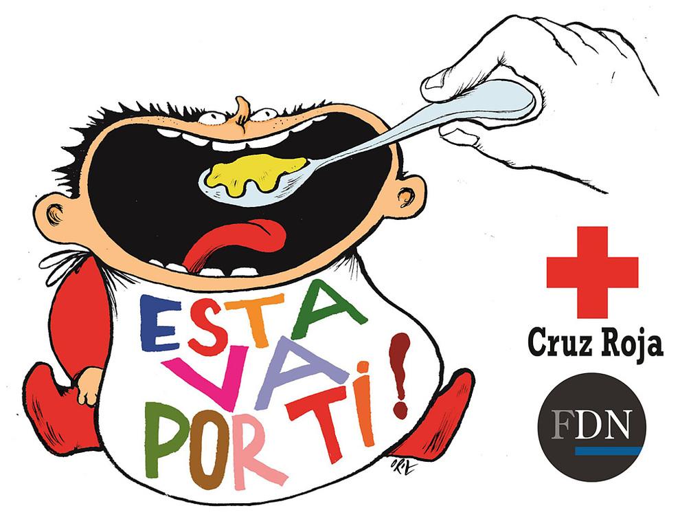 La Fundacin Diario de Navarra y Cruz Roja animan a ayudar a 200