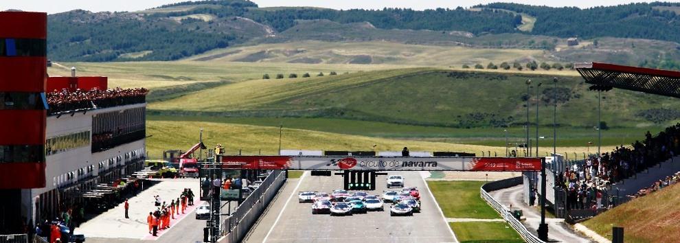 Circuito Los Arcos : El circuito de navarra acogerá campeonato españa