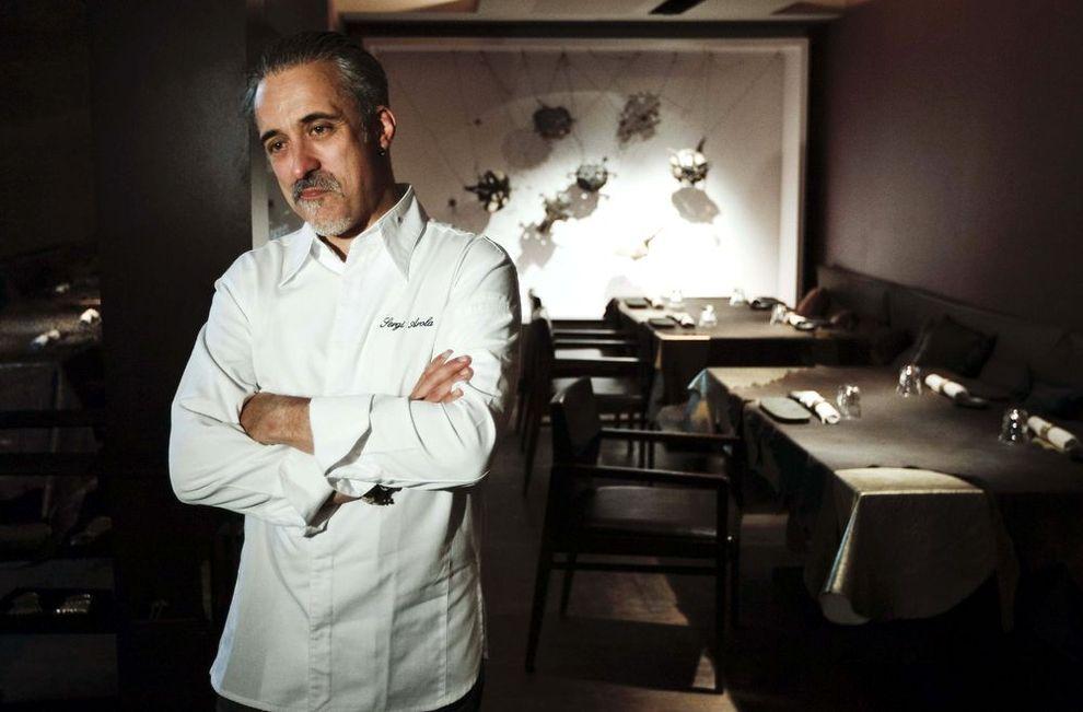 Cierra el restaurante de sergi arola en madrid diario de - Restaurante sergi arola en madrid ...
