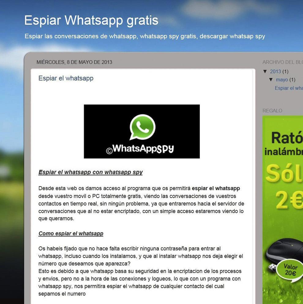 whatsapp spy totalmente gratis