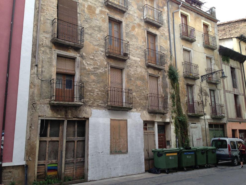 Pamplona acomete un nuevo proyecto en la calle descalzos noticias de pamplona en diario de navarra - Pamplona centro historico ...