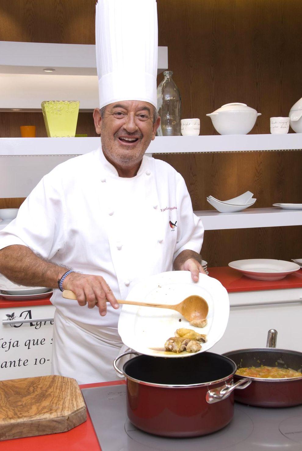 Karlos argui ano vuelve este lunes a la cocina de antena 3 for Cocina carlos arguinano