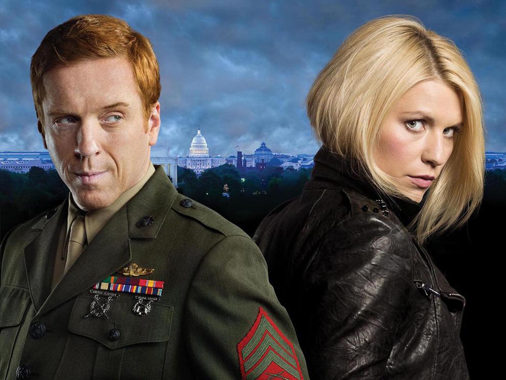 Homeland\' estrena póster y trailer de la cuarta temporada ...