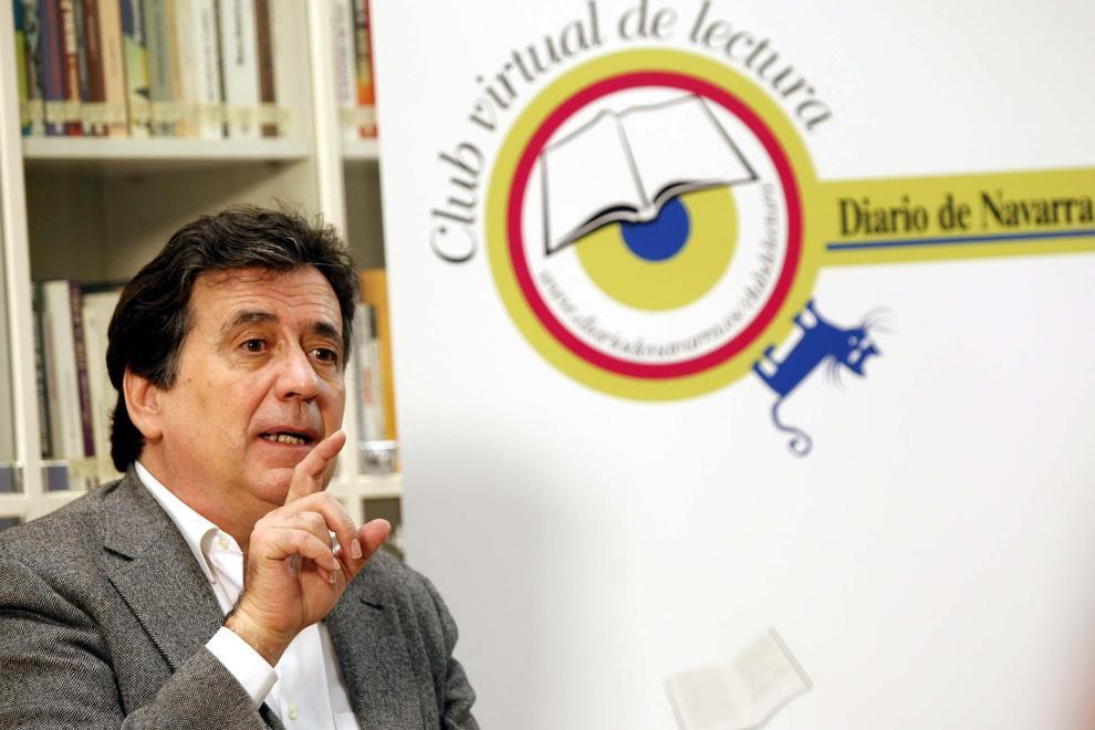 Pasaron por el Club de Lectura en 2007 (1/2) - Autores que acudieron a los encuentros del Club de Lectura de Diario de Navarra en 2007 - Suplemento -