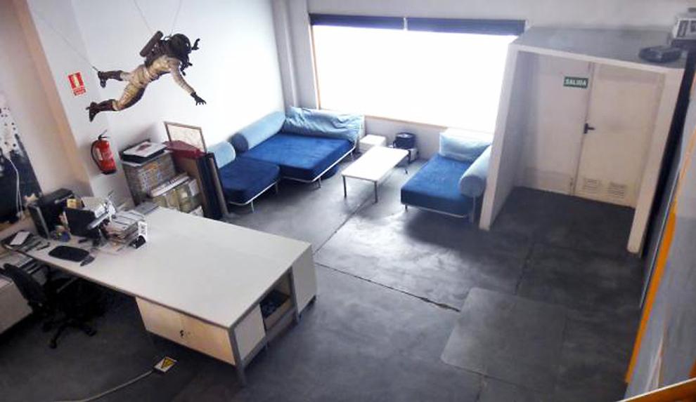 Las oficinas de pamplona podr n adaptarse como vivienda no for Oficinas bankia pamplona