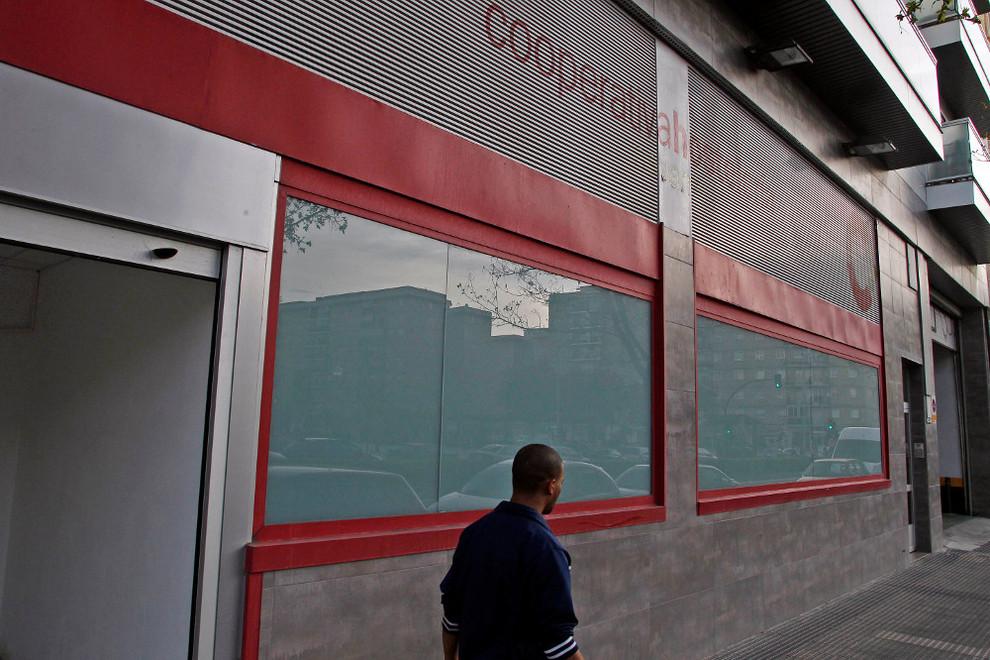 Mercadona abrir en san jorge a principios de a o for Pisos en san jorge pamplona
